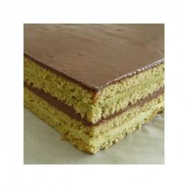 L'Opéra matcha & chocolat