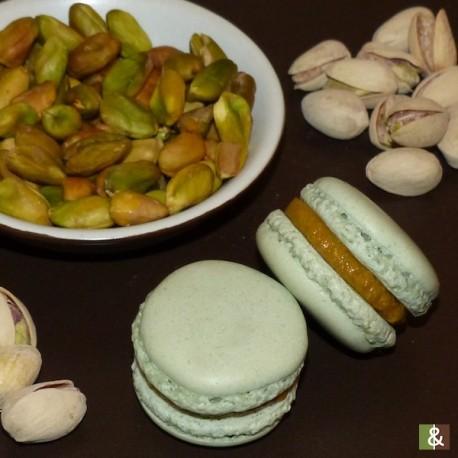 Pistache - Boite de 12 macarons
