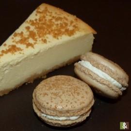 Cheesecake - Boite de 12 macarons