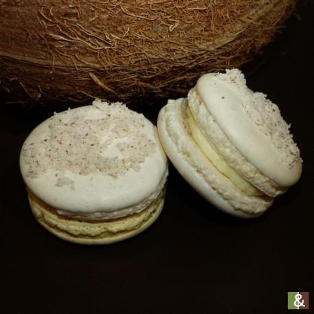 Coco - Boite de 12 macarons