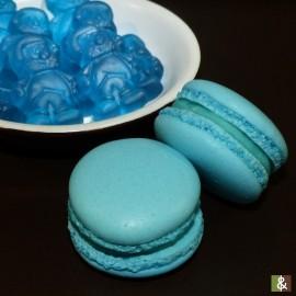 Nains Bleus - Boite de 12 macarons